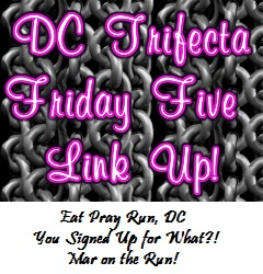 Friday five link -up button
