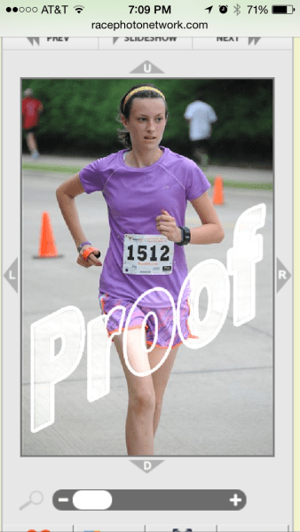 Ally patriot relay 2014