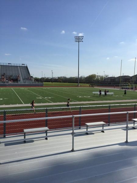 district track meet