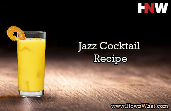 Jazz Cocktail Recipe