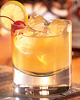 Whiskey sour glass