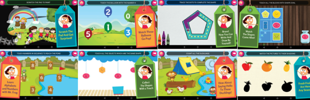 Kids Preschool Learning Android Apps