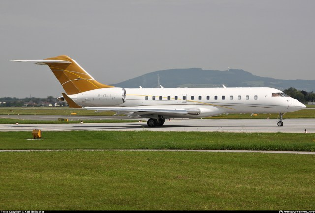 Bombardier BD 700