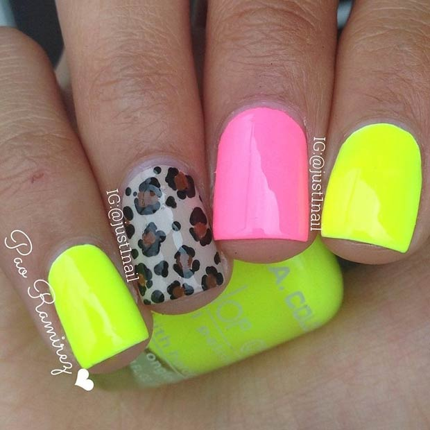 Best Summer Nail Art Design Ideas Page 2 Of 2