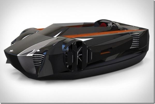 A Hovercraft