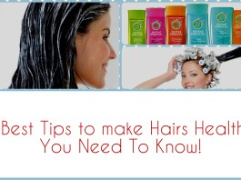 10 Best Tips to make Hairs Healthier Longer