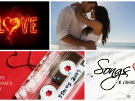 Top 10 Romantic Love Songs for Valentines Day