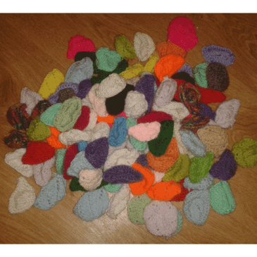 Hats for The Big Knit Innocent Smoothies