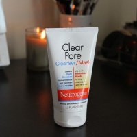 Review: Neutrogena Clear Pore Cleanser and Mask