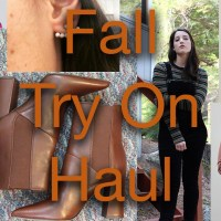 What I Am Buying For Fall So Far: Fall Haul