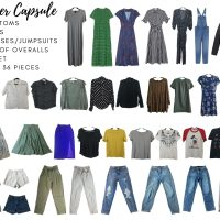 Creating My First Capsule Wardrobe