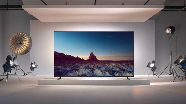 Samsung Q900 QLED теледидарлары