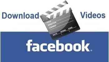 تحميل Facebook Download Video برنامج تحميل فيديو من الفيس مجانا
