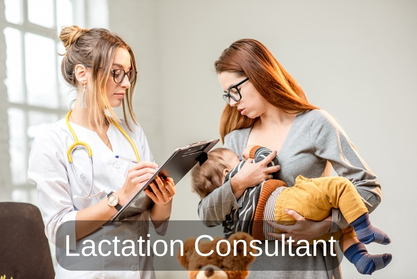 become a lactation consultant