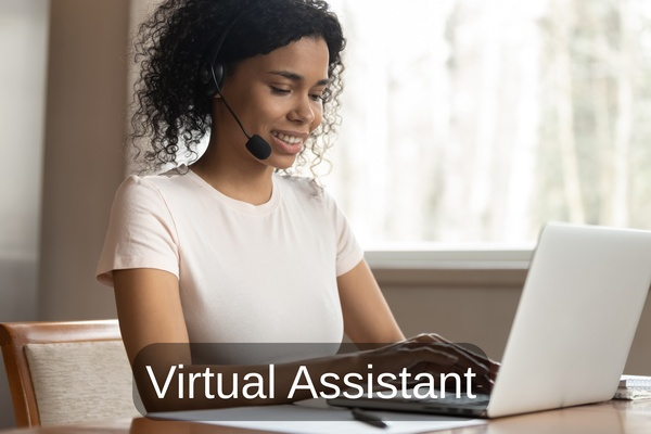 become a virtual assitant