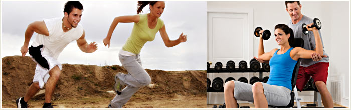 Runners and Weight Training
