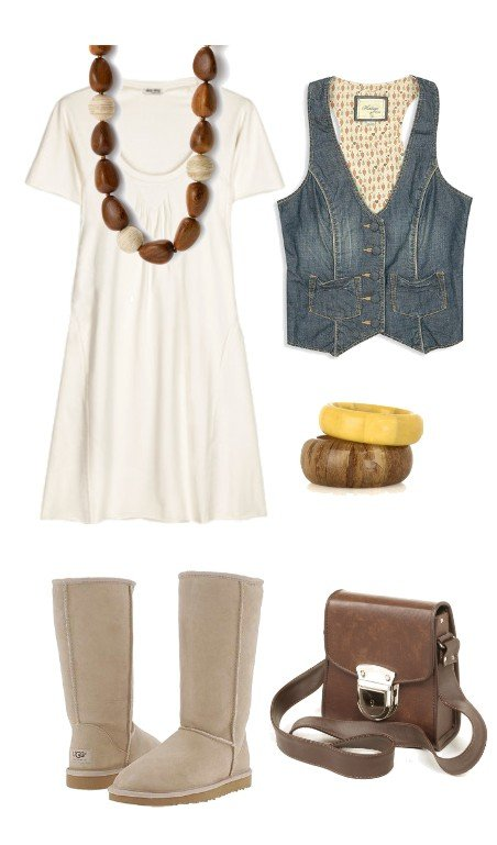 New Ways to Wear Ugg Boots – Part 1