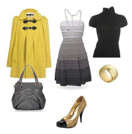 Inspiration Files: Yellow Coats 2