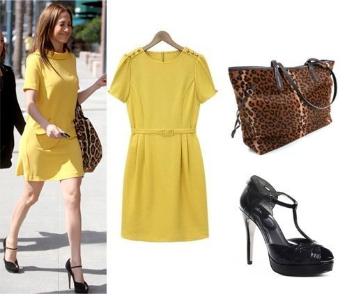 Get Her Style: Jennifer Lopez's Look for Less Than $240! 6