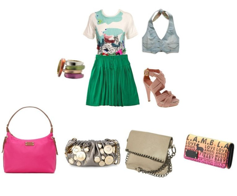 Complete This Outfit With a Bag!