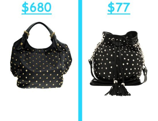 Black Studed Bags: Spend or Save? 8