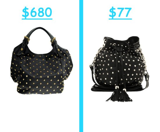 Black Studed Bags: Spend or Save? 1
