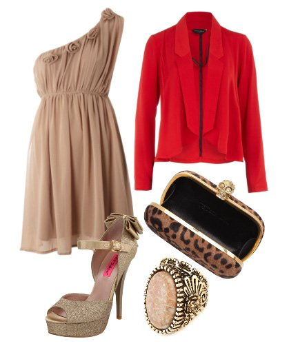 How to Combine Red with Leopard Without Looking Tacky 2