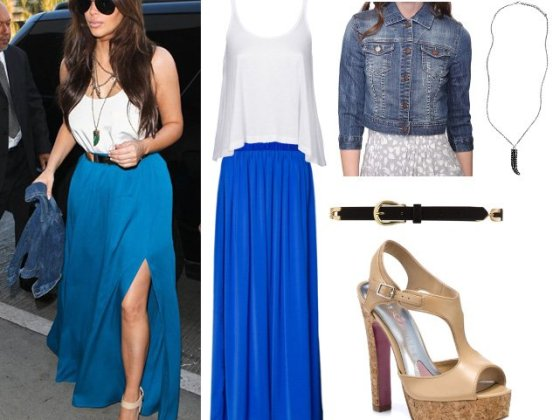 Get Her Style: Dress Like Kim Kardashian for $211 7