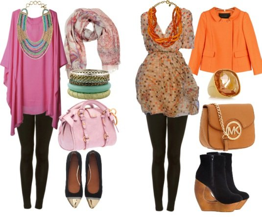 How to Wear Leggings: 6 Recipes for Chic Outfits 1