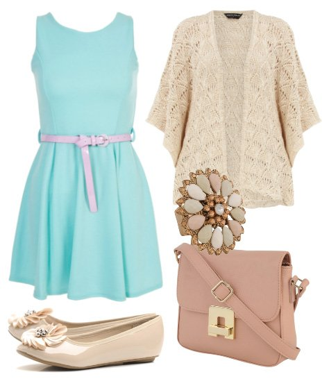 Daily Outfit: Aqua Dreams for $133! 5