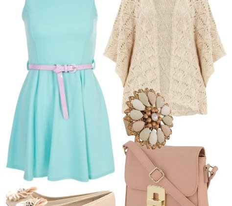 Daily Outfit: Aqua Dreams for $133! 3