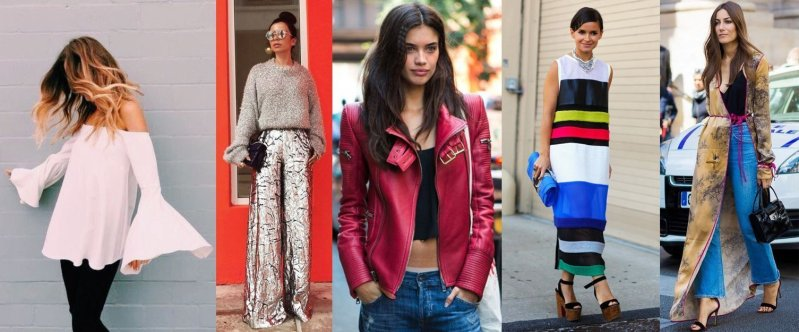 5 Chic Trends to Try Out in 2017 1