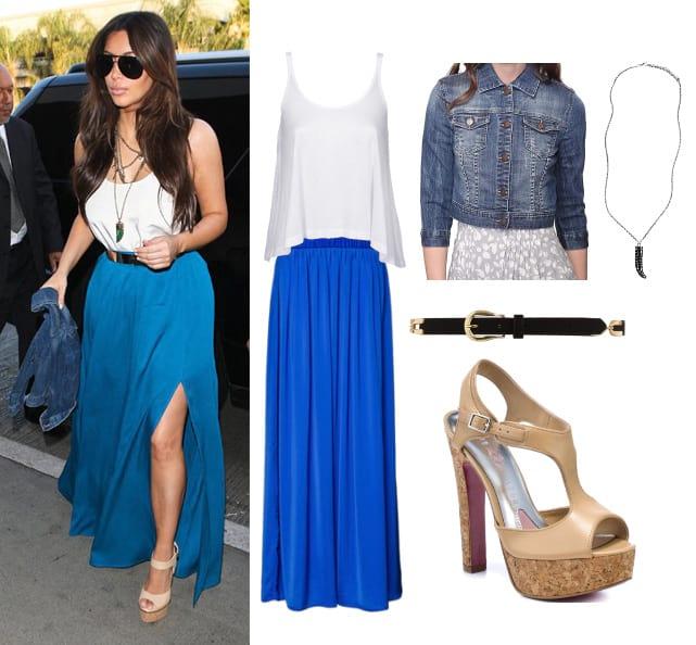 Get Her Style: Dress Like Kim Kardashian for $211 7