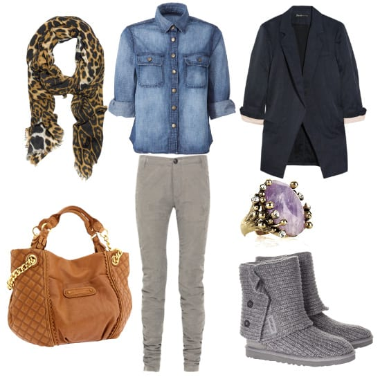 e992935a6f Combining Comfy   Chic  How to Wear Ugg Boots Part 3 - How To Be Trendy