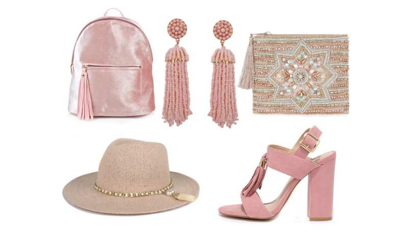 5 Valentine's Day-Ready Petal Pink Tassel Gifts Under $50 1