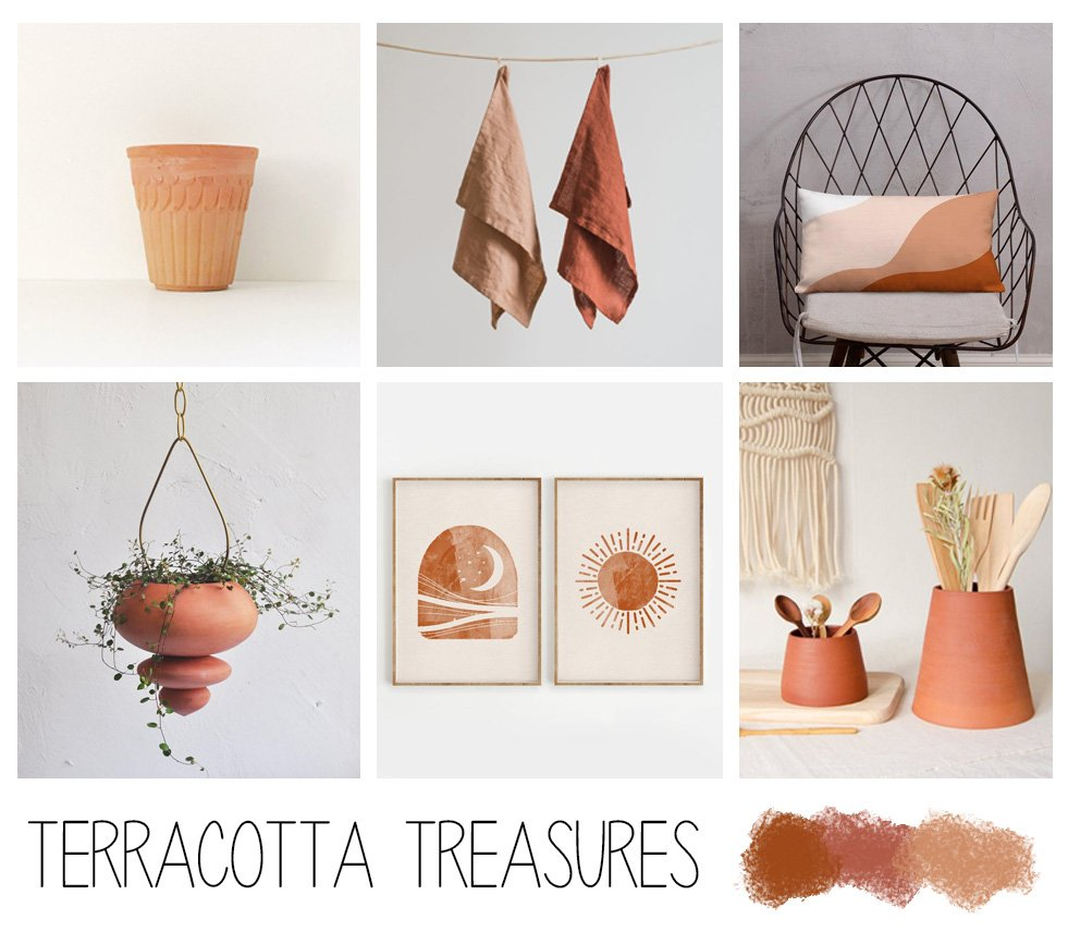 Terracotta Color – Your Guide on Decorating with the Trending Earthy Shade 12
