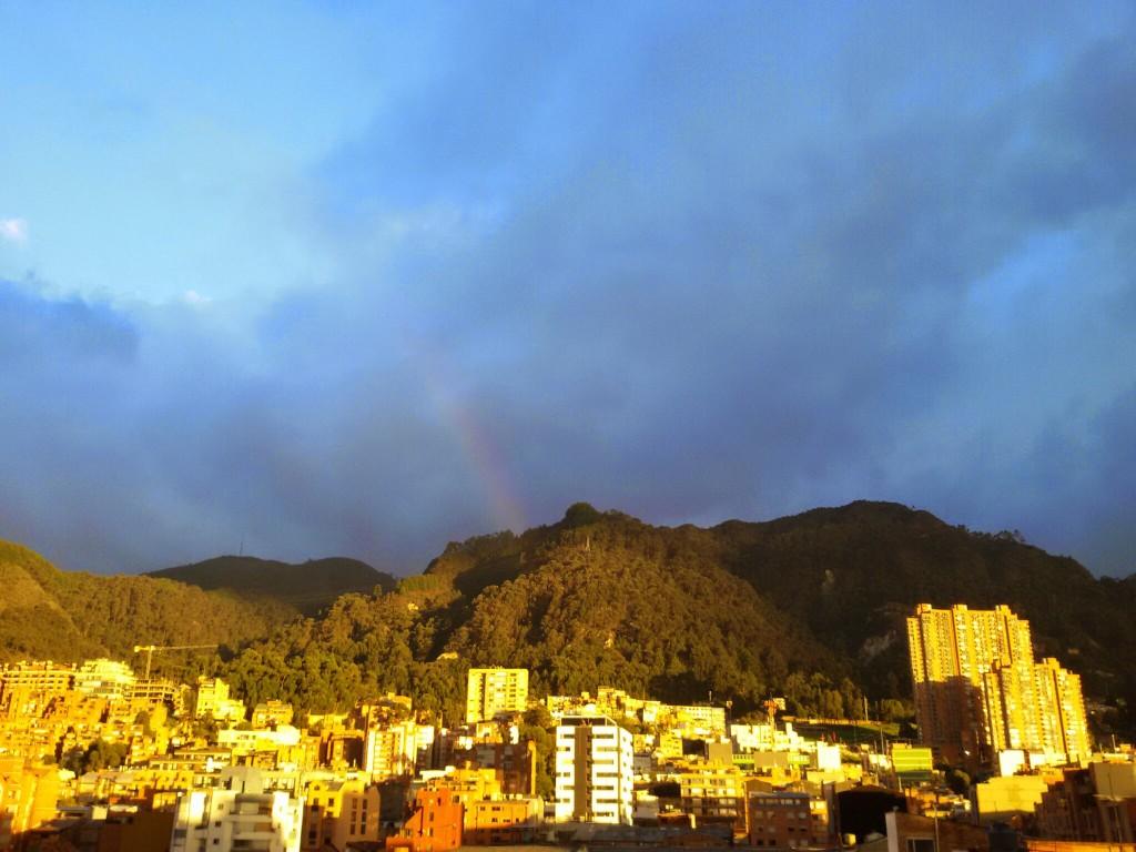 Bogotá - city of gold...