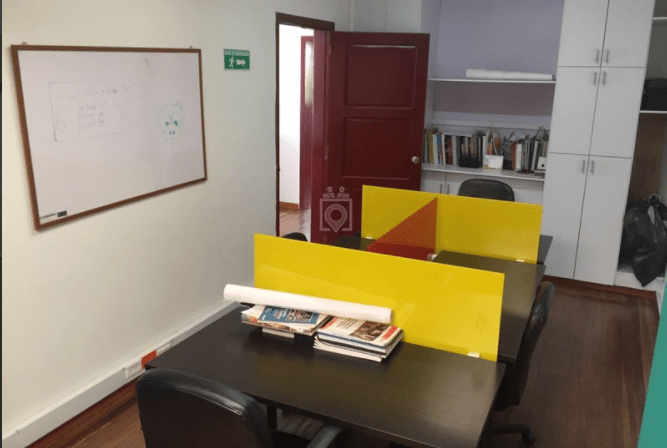 House Lab coworking spaces bogota