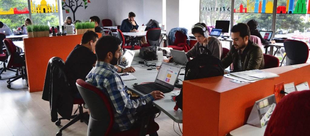 HubBog coworking spaces bogota