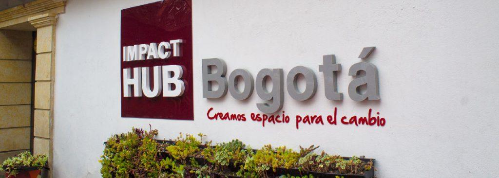 Impact Hub coworking spaces Bogota