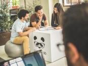 Panda Lab coworking spaces bogota