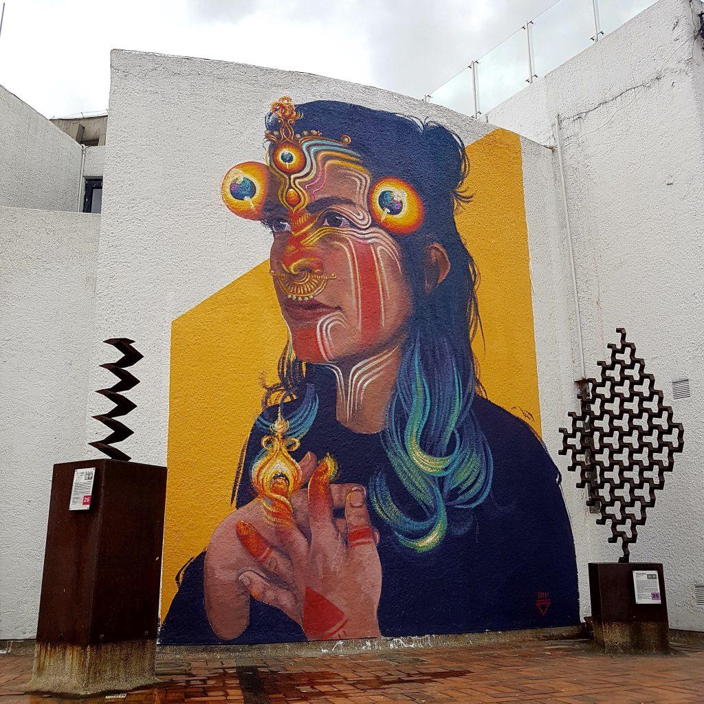Street Art MAC Bogota