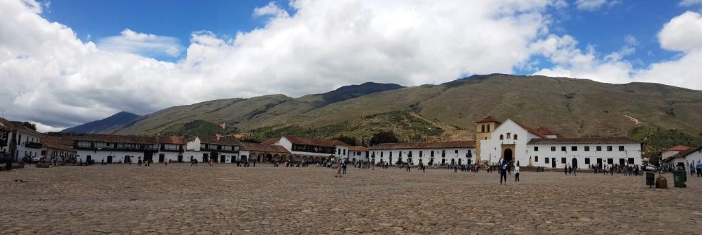 Plaza Mayor Villa de Leyva