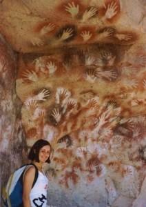 Solo female travel - La Cueva de las manos
