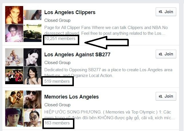 American Girls on Facebook 5