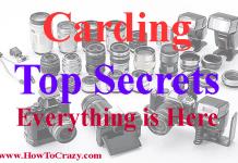amazon carding trick