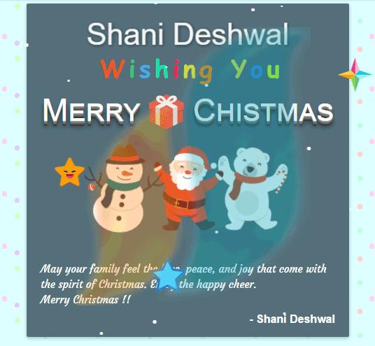 online-merry-christmas-wish