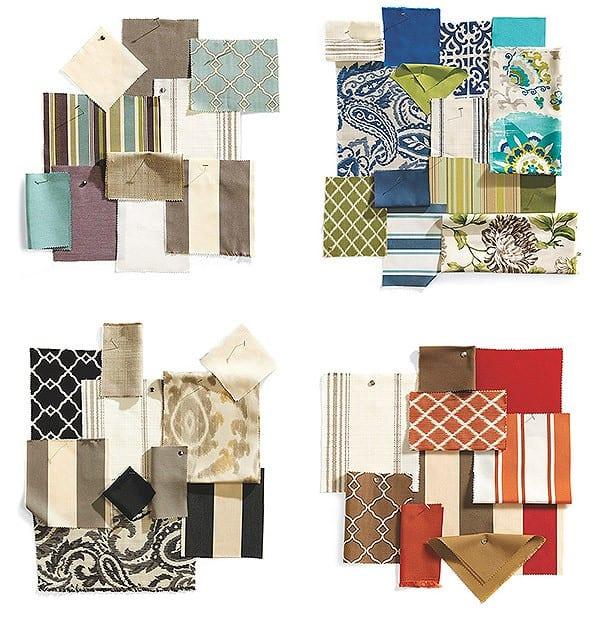 Coordinating Fabrics Home Decor