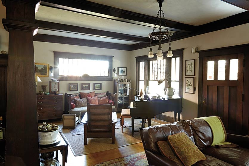 Tour Of A Craftsman Home In Atlanta GA How To Decorate