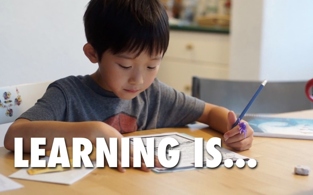 Always Learning is Important if You Want to do Cool Stuff [VIDEO]